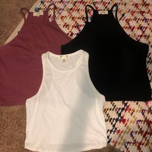 Cropped Tees from Tilly's